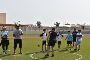 Olympic Games, Grade 5-8 Boys