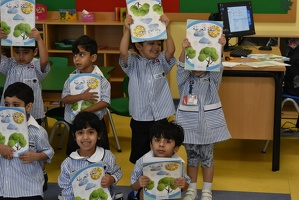 Arabic Activity, KG 1