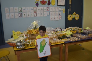 Arabic Activity- Yellow Day, KG